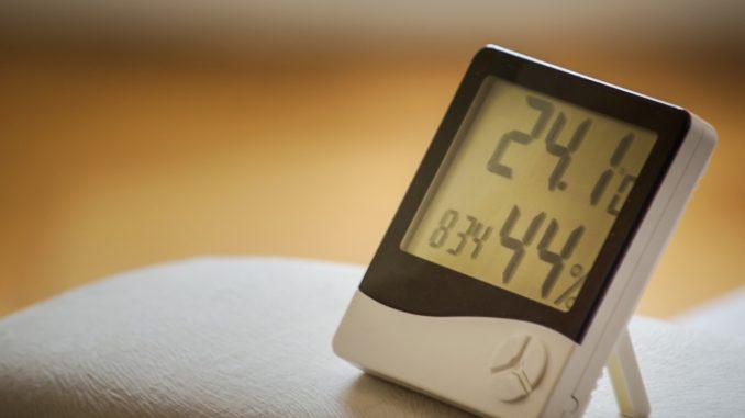 Luftfeuchtigkeit messen