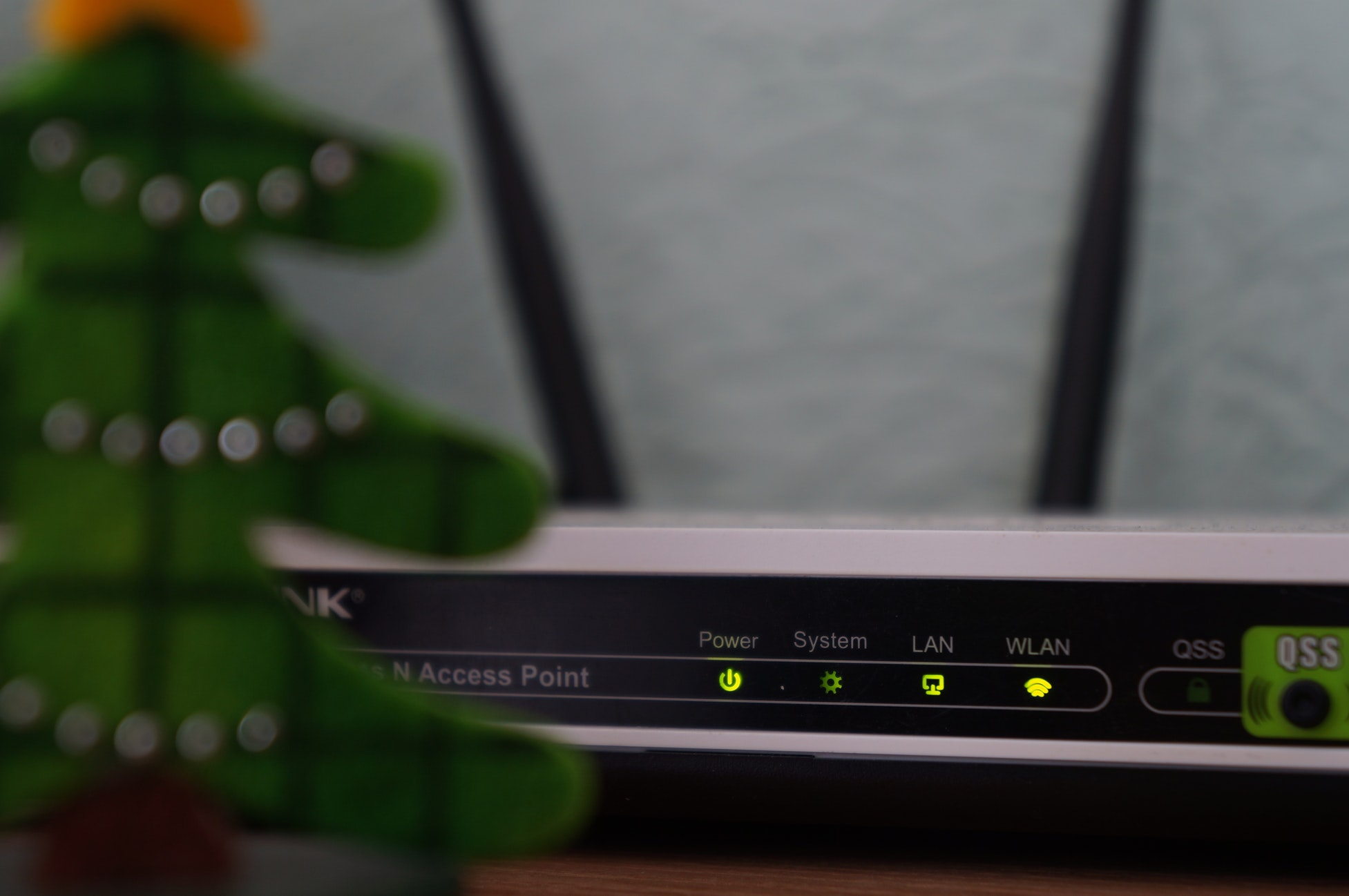 Einstellung und Anschlüsse von WiFi Routers