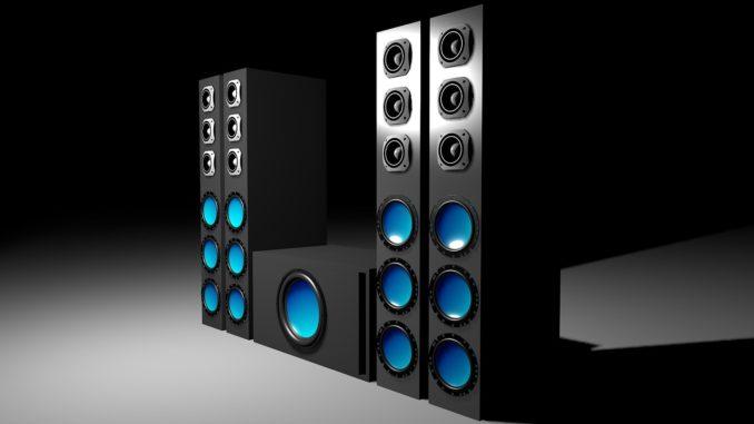 5.1 Soundsystem kabellos