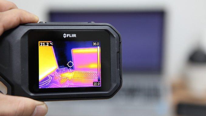 Wärmebildkamera für die Jagd