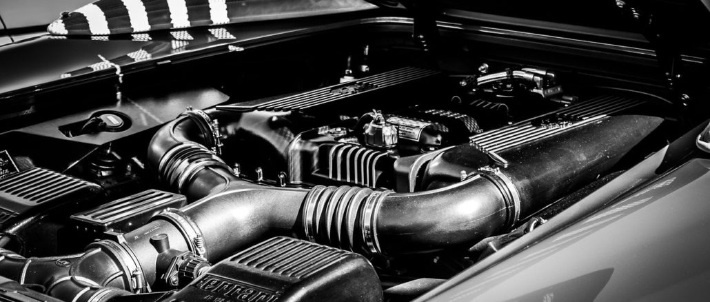 Supersportwagen Technik