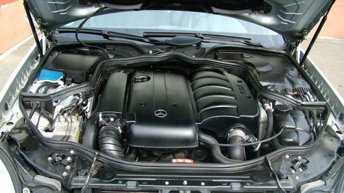 Fahrzeug Motorraum: Macht ein Verkauf des Fahrzeugs Sinn?