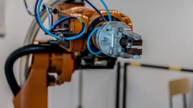 Vorteile von Industrieroboter