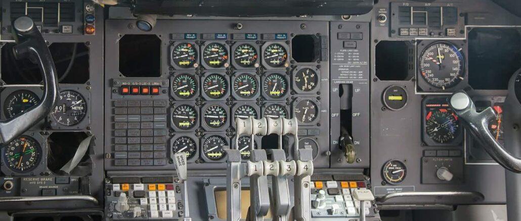 Technische Fakten zur Flugstatistik